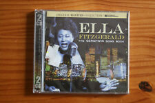 ELLA FITZGERALD THE GERSHWIN SONG BOOK COMPILATION  (CD)