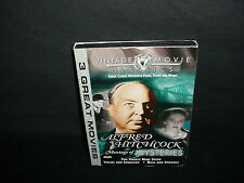 Alfred Hitchcock Montage of Mysteries DVD Movie Thirty Nine Steps Young Innocent
