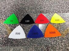 SASE Oscillating Detail Corner Diamond Polishing Pad Set Concrete Countertops