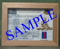 20th Surveillance and Target Acquisition Regiment (20 STA Regt) Australian Army