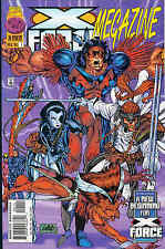 X-Force Megazine # 1 (100 pages, rerpints 1st Deadpool etc) (USA, 1996)