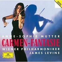 ANNE-SOPHIE MUTTER (VIOLIN)-CARMEN-FANTASIE -JAPAN SHM-CD D46