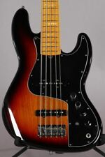 2013 Fender American Marcus Miller Signature 5 String Bass