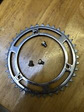 Chater Lea Chainring And Bolts 1/8. 38