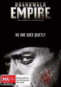 Boardwalk Empire - Season 5 DVD