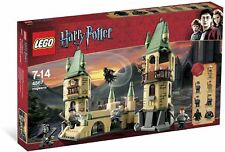 Brand New Lego Harry Potter 4867 Battle Of Hogwarts Neville Sprout Lupin Goyle