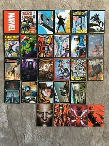 Panini Marvel 80th Anniversary stickers /cards (assorted)