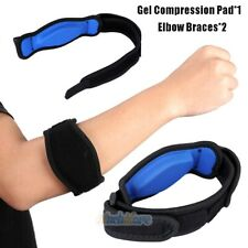 Tennis Elbow Brace Compression Golf Forearm Strap Tendonitis Tendon Pain Relief
