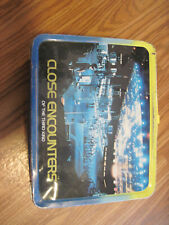 Vintage 1977 Close Encounters of the Third Kind Metal Lunchbox only