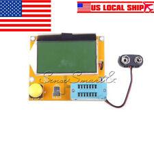 LCR-T4 ESR Meter Transistor Tester Diode Triode Capacitance SCR Inductance SA