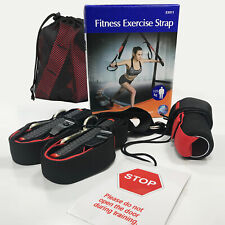 Fitness Exercise Straps Low Impact Home Exercise Resistance Workout