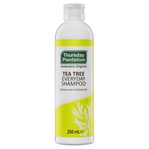 Thursday Plantation Tea Tree Everyday Shampoo 250mL Cleanses & Revitalises Hair