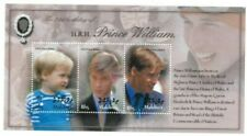 MODERN GEMS - Maldives - Prince William 21st Birthday - Sheet Of 3 - MNH