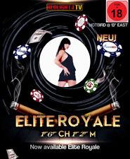 Redlight Elite ROYALE 16 Sender Viaccess Karte - Laufzeit 12 Monate FSK 18