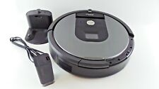 Gray iRobot Roomba 960 Black Vaccum Cleaning Robot w/1x Virtual Wall Read #sKrf1