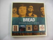 BREAD - ORIGINAL ALBUM SERIES - 5CD NEW SEALED BOXSET 2009