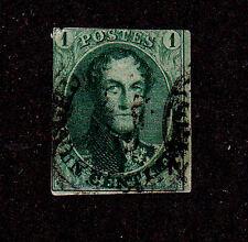 Belgium - 1891 - SC 9 - Used - King Leopold I