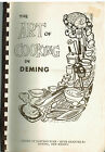 ART OF COOKING * DEMING NM VINTAGE * ORDER EASTERN STAR OES COOK BOOK LOCAL ADS