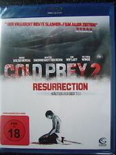 """Bluray - """"COLD PREY 2 - RESURRECTION""""+neu+ovp+++FSK 18++"""