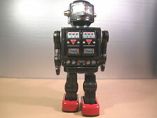Rare Rotate-O-Matic Super Astronaut Robot by S.H. or Horikawa Toy Co. 1960