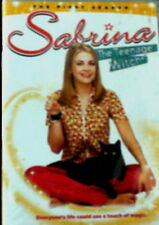 SABRINA The TEENAGE WITCH The COMPLETE FIRST SEASON All 24 Episodes 4Disc SEALED