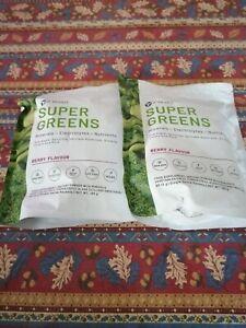 SUPER GREEN X 2