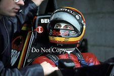 Stefan Bellof Tyrell 012 French Grand Prix 1984 Photograph 1