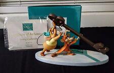 WDCC CINDERELLA JAQ GUS SAVING CINDERELLY Walt Disney Classics Collection Rare