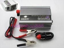 300W Car Truck Boat DC 12V to AC 220V Power Inverter Converter DOXIN