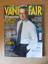 VANITY FAIR #18 2011 Megan Fox Enrico Mentana Paul Mccartney [G766]