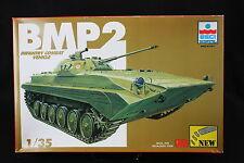 YC036 ESCI 1/35 maquette tank char 5038 BMP 2 Infantry combat vehicle