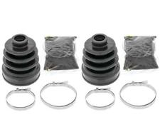 Front Inner & Outer CV Boot Kits (1 Each) - 2006-2007 Yamaha 660 Rhino 4x4 AT
