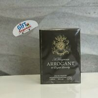 English Laundry Arrogant Eau De Toilette Spray for Men 3.4 oz Brand New