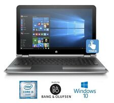 "New HP 15.6"" Touch-Screen Laptop Intel Core i5 8GB Memory 1TB Hard Drive Win 10"