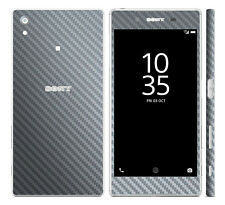 Textured Carbon Fibre Skin For SONY XPERIA Z5 - COMPACT - PREMIUM Cover