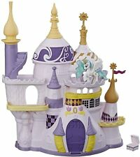 My Little Pony Canterlot Castle Playset with Princess Celestia -3 Levels of Play