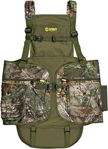 Hunter's Specialties Realtree Xtra Green Camo Turkey Vest with Seat - 2XL/3XL