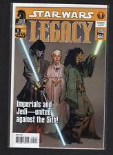 NR Dark Horse Comics Star Wars Legacy Issues #0, #1 - 50 = 51 book LOT FULL RUN