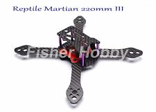 Reptile Martian III 220mm 4-Axis Carbon Fiber Quadcopter Frame 3.5mm Arm for FPV