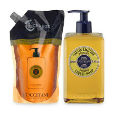25%OFF L'Occitane Verbena Liquid Soap & Eco Refill Set Cleansing Moisturising