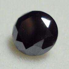 DIAMANTE CT 1.50 NATURALE TAGLIO BRILLANTE BLACK MM.8.40 X 4.90 X 8.35