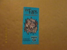 ECHL Augusta Lynx Vintage Defunct 2001-2002 Logo Hockey Season Ticket Brochure