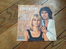 l'avventura stone et charden 45 tours (1972) la musique du camionneur