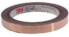 3M Tape, Kupferband, Kupferfolie, Klebeband, Electrical Tape 1181 12 mm x 16,5mt
