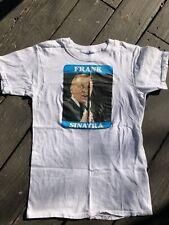 Vintage 1979 Frank Sinatra Concert T Shirt M Single Stitch