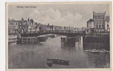 Whitby, New Bridge Postcard, B418