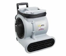 Commercial Carpet Floor Fan Blower Dryer, 3-Speed Air Mover, 30 ft Cord 2200 CFM