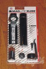 Maglite XL200 TAC PACK 5-Mode LED Flashlight Adjustable Torch Mag