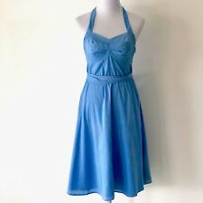 Camilla and Marc Summer Breeze Halter-Neck Dress Size 10