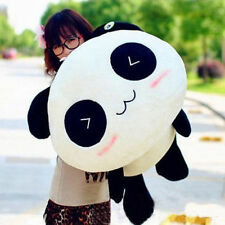 "Kawaii Plush Doll Toy Animal Giant Panda Pillow Stuffed Bolster Gift 55CM 22"""